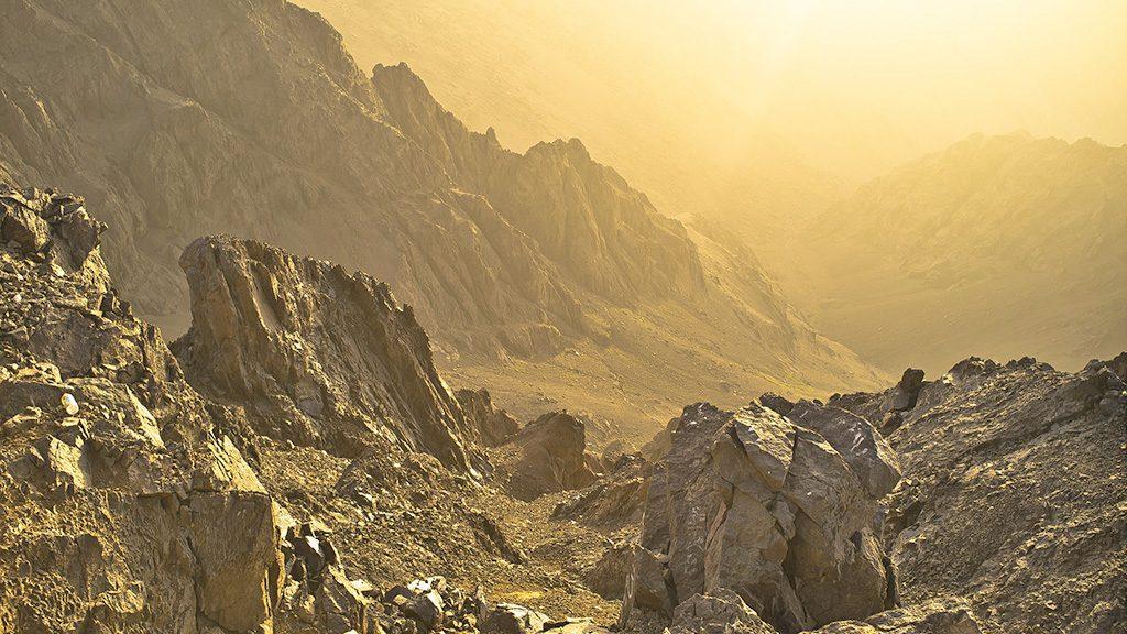 3 days mount toubkal trek