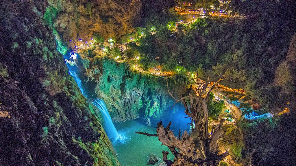 Ouzoud waterfalls day tour